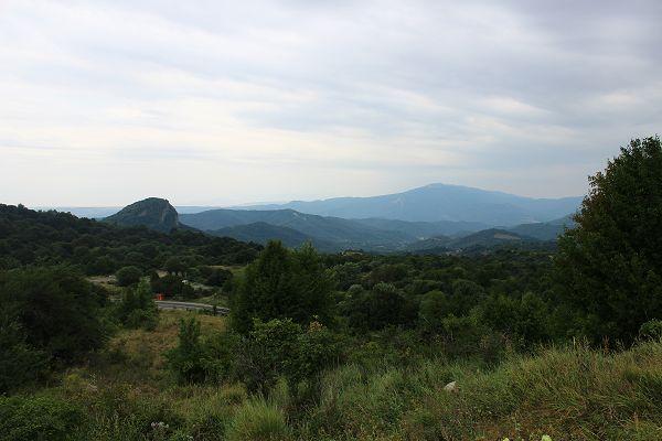 Countryside of Republic Georgia